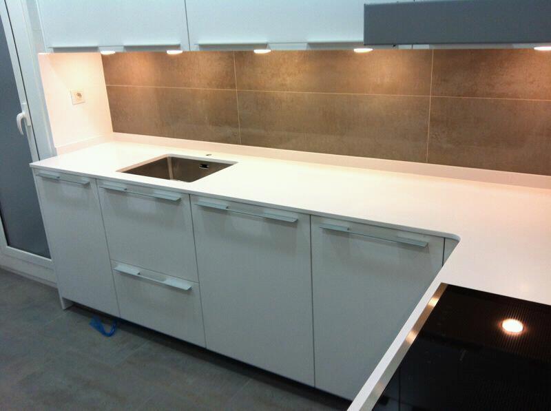Ikea encimeras de cocina tipos de encimera para tu cocina ms de ideas increbles sobre cocina - Cocinas a medida ikea ...