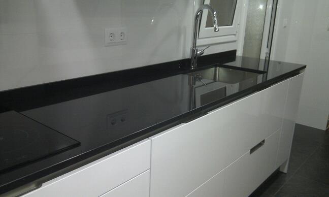 Marmolistas encimeras de granito en almeda cornell barcelona - Encimeras de marmol para cocinas ...